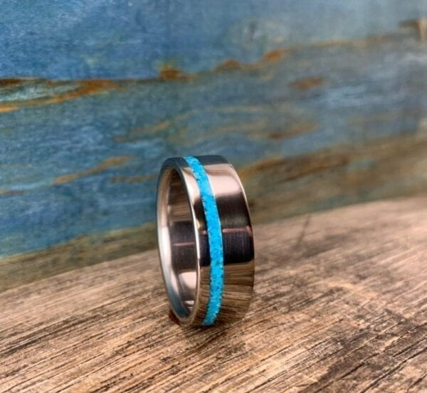 Rob and Lean Custom Handcrafted Rings
